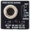 Sony XC-56 Camera Settings