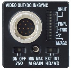 Sony XC-EI50 Near IR Camera Settings