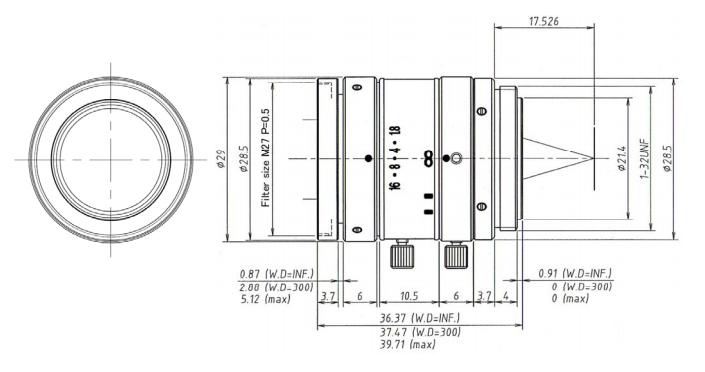 Computar M2518-MPW2