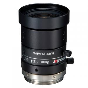 M0824-MPW2 8mm Machine Vision Lens