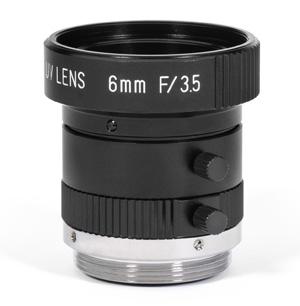 6mm Ultraviolet Quartz Lens