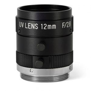 UV1228CM Ultraviolet Quartz C-mount Lens