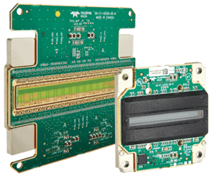 CMOS Line Scan Sensors