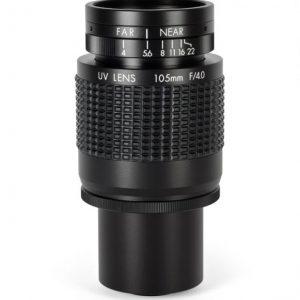 UV1054B 105mm UV quartz C-Mount Lens