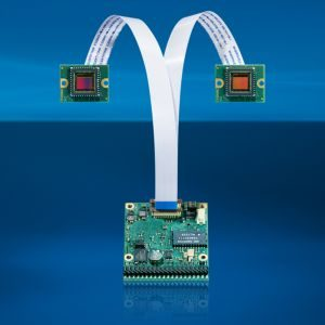 Board-level smart cameras from Vision Components target embedded vision applications