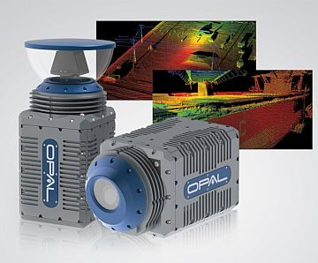 3D LiDAR scanners from Neptec Technologies to be shown at XPONENTIAL