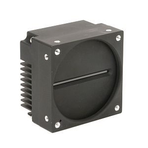 Camera Link HS camera from Teledyne DALSA features 16k line scan image sensor